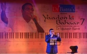 12 Dr. Mukesh Batra at 7th Edition of Yaadon Ki Bahaar